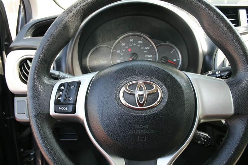 2012 Toyota Yaris LE 2dr Hatchback - Los Angeles CA