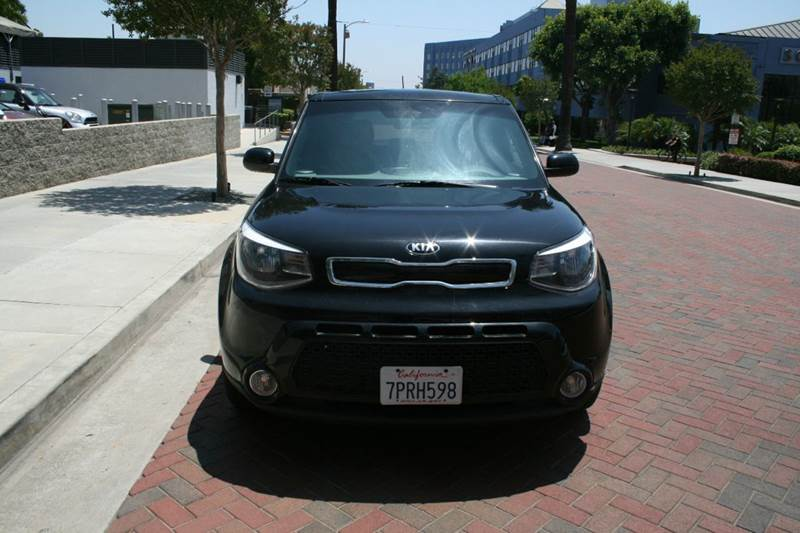 2016 Kia Soul + 4dr Wagon - Los Angeles CA