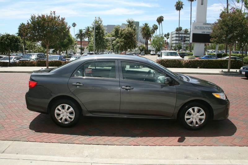 2012 Toyota Corolla LE 4dr Sedan 4A - Los Angeles CA