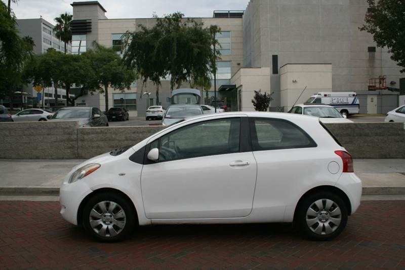 2008 Toyota Yaris S 2dr Hatchback 4A - Los Angeles CA