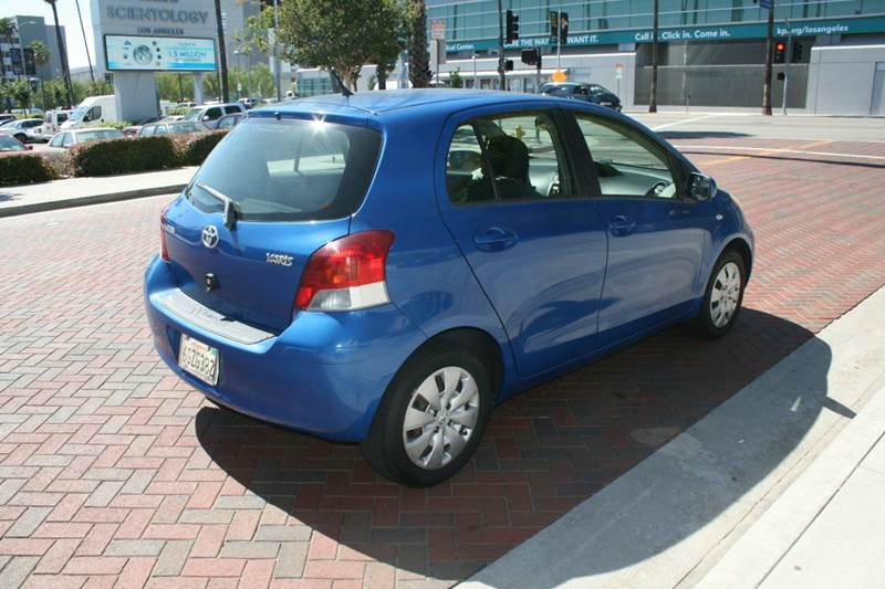2009 Toyota Yaris 4dr Hatchback 4A - Los Angeles CA