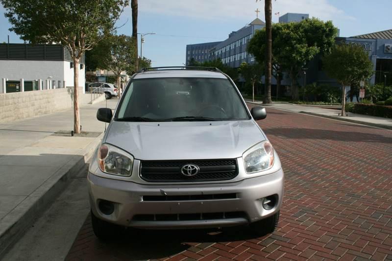 2005 Toyota RAV4 4dr SUV - Los Angeles CA