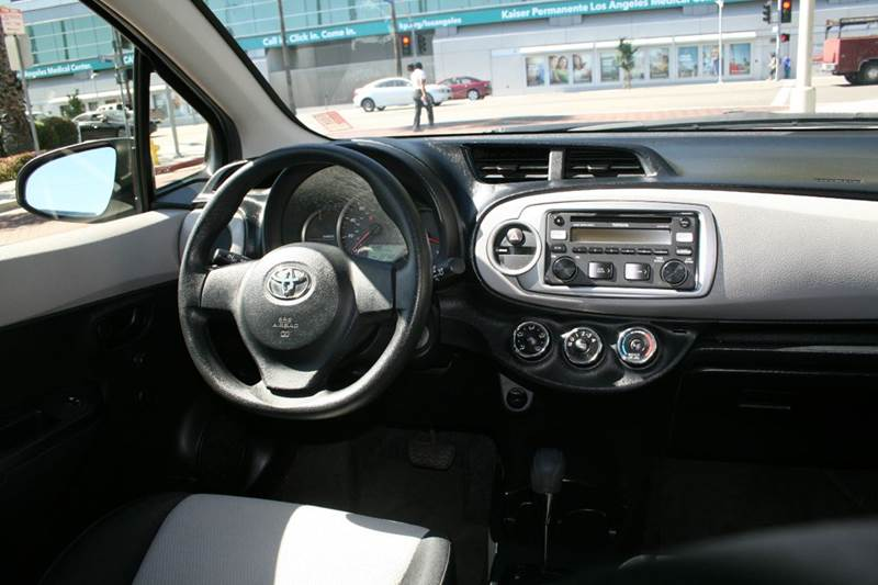 2012 Toyota Yaris LE 4dr Hatchback - Los Angeles CA