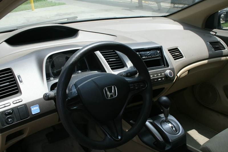 2006 Honda Civic LX 2dr Coupe w/Automatic - Los Angeles CA