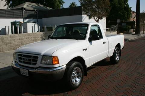2001 Ford Ranger for sale in Los Angeles, CA