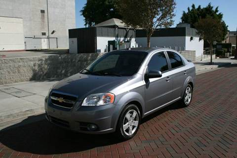 2011 Chevrolet Aveo for sale in Los Angeles, CA