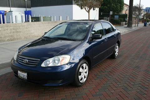 2004 Toyota Corolla for sale in Los Angeles, CA