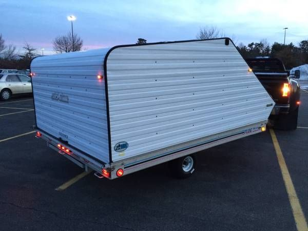 1996 Floe 10x101 Enclosed