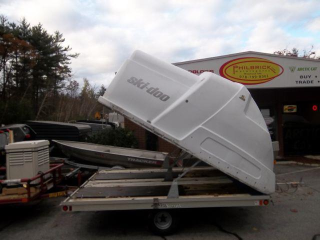 2004 Blizzard 10x101 enclosed
