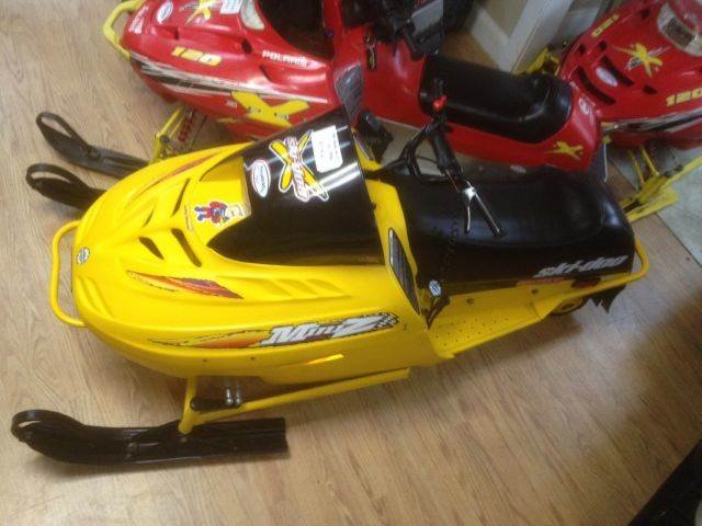 2000 Ski-Doo Ski Doo Mini Z 120 Kids