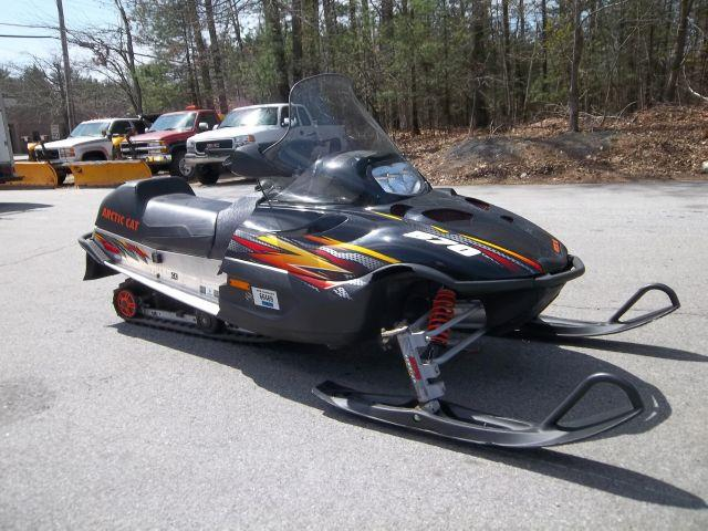 2003 Arctic Cat Z570 Z 570 Fan