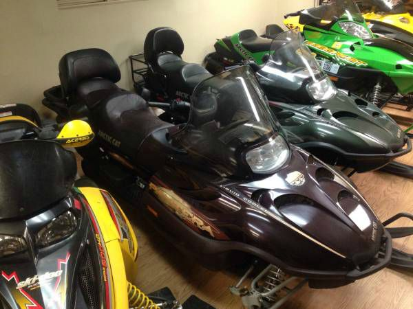 2003 Arctic Cat Pantera 550 touring