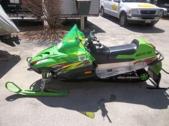 2003 Arctic Cat Z570 Fan