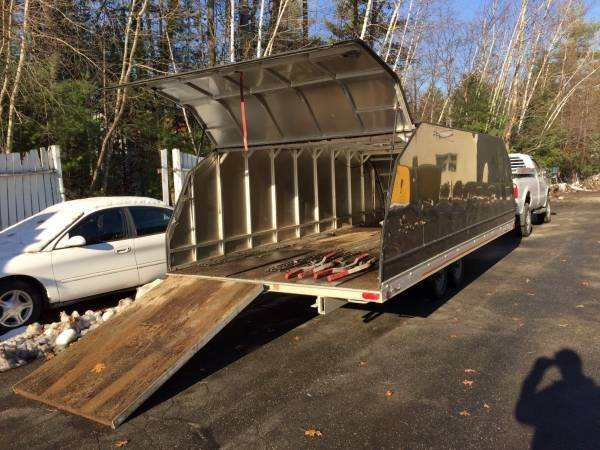1999 Haulin 20x101 enclosed