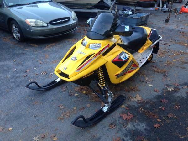 2005 Ski-Doo MXZ 380