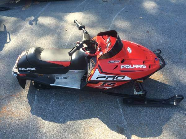 2013 Polaris Pro R 120 mini kids youth