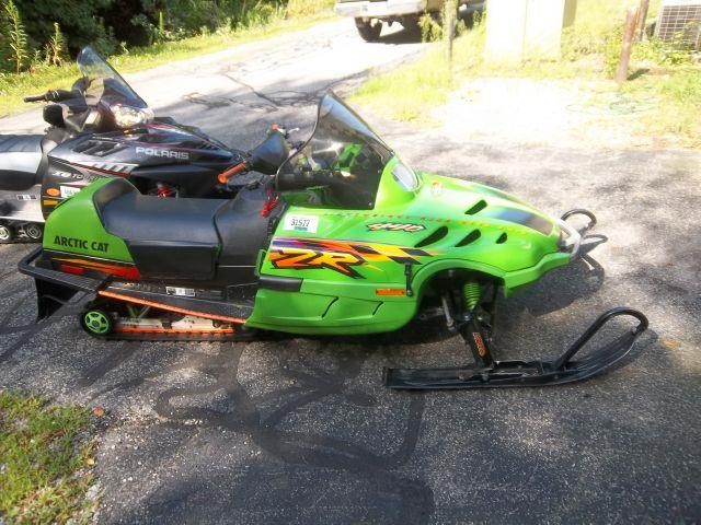 1998 Arctic Cat ZR440 ZR 440 L.Q.