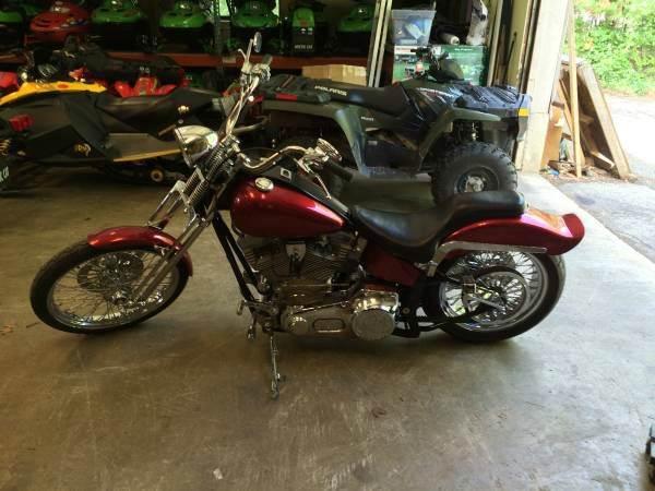 2005 STONE Custom Bike