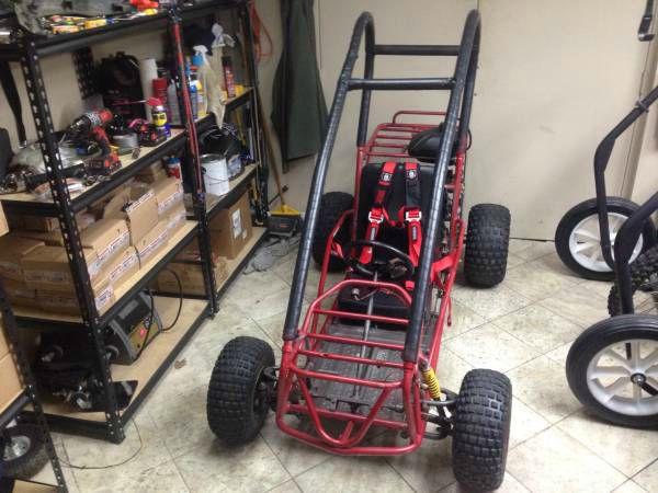 2015 Go Cart Go Cart
