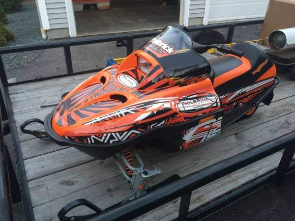 2007 Arctic Cat F120 ZR120 Z 120 mini Z120