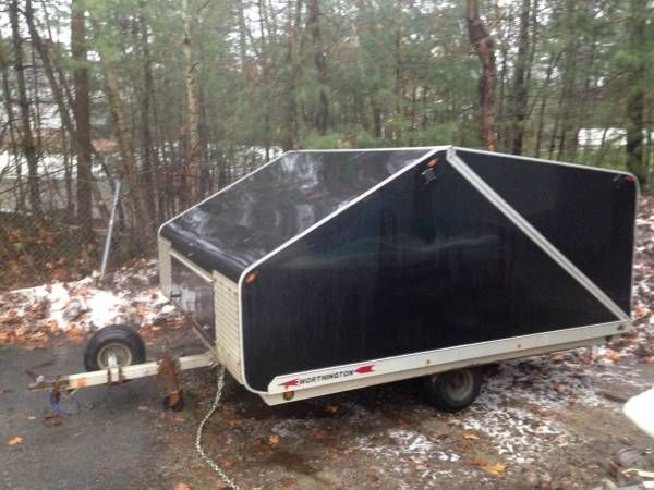 1998 Worthington 10x101 enclosed