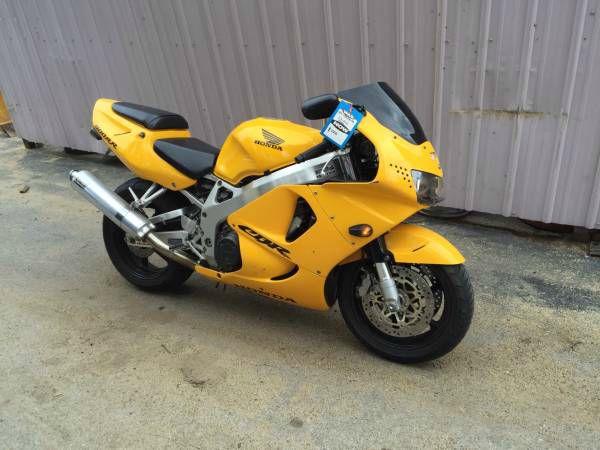 1998 Honda CBR 900 RR CBR900RR CBR900RR