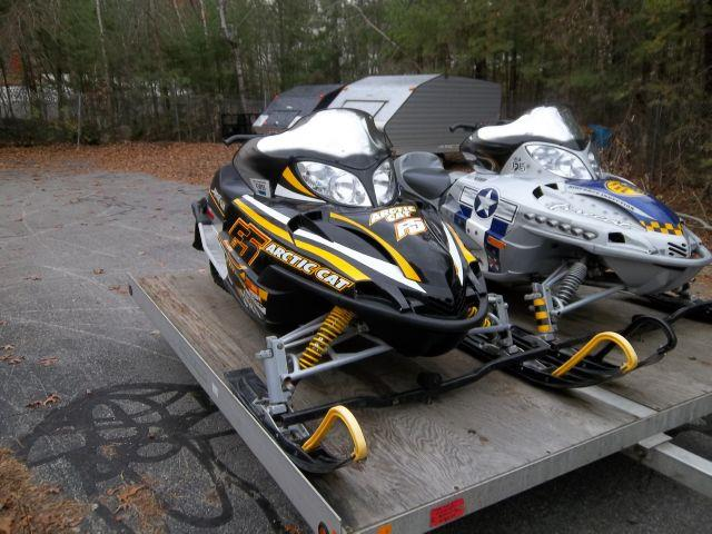 2003 Arctic Cat Fire Cat F5