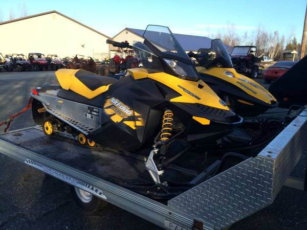 2009 Ski-Doo MXZ 500ss