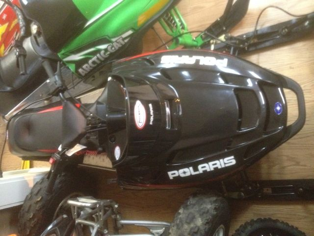 2012 Polaris Assult 120 kids
