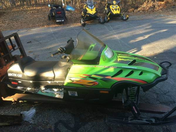 1999 Arctic Cat Z370 Z 370
