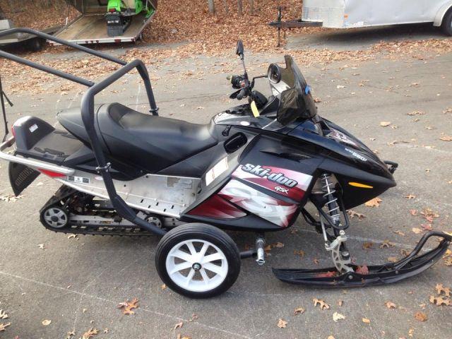 2009 Ski-Doo GSX 550 Fan