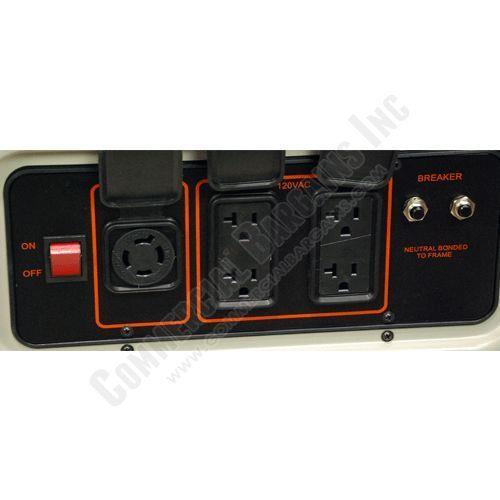 2013 Generac Generator LP3250 LP Series 325 Propane - Westford MA