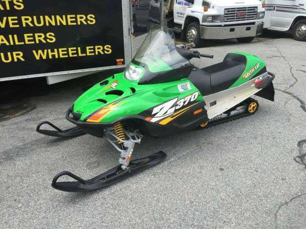 2005 Arctic Cat Z370 Z 370 LX