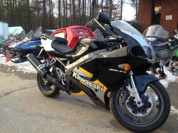 2000 Kawasaki zx-r zxr