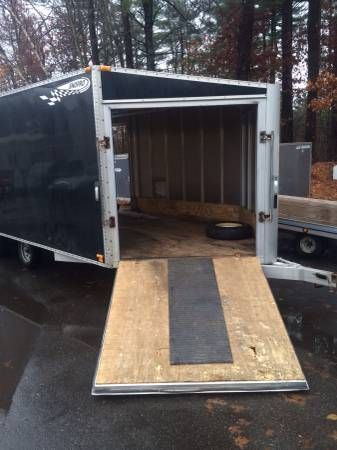 2000 Sno-Pro 20x101 Enclosed