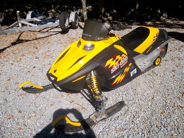 2004 Ski-Doo MXZ 600 H.O.