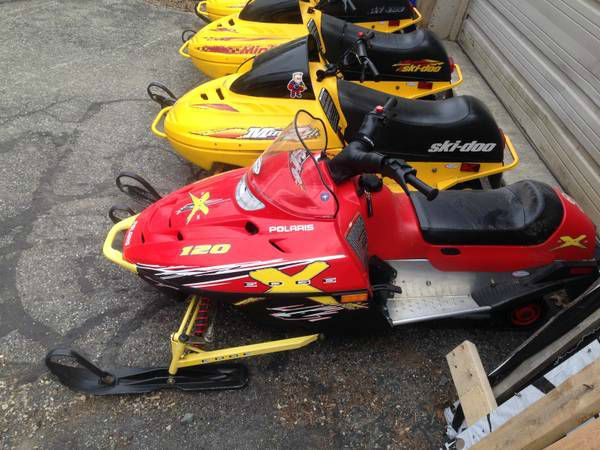 2003 Polaris Edge X 120 Mini