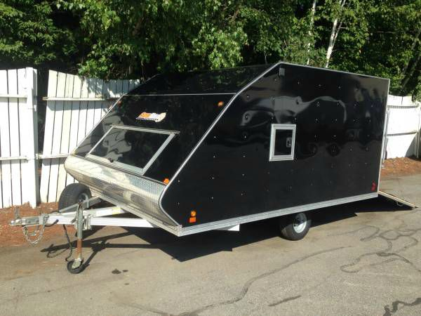 2011 Sno-Pro 12x101 Hybrid Enclosed