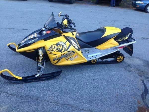 2006 Ski-Doo MXZ-X 600 H.O. SDI