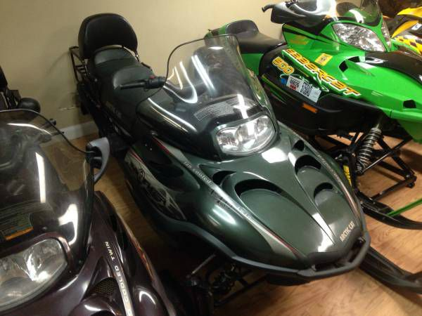 2001 Arctic Cat Panther 440 touring