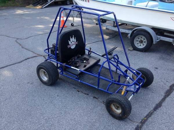 2005 Yerf Dog Go Cart