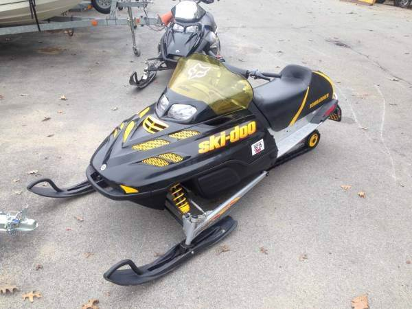 2004 Ski-Doo mxz 380f 380 fan