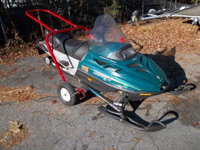 1996 Ski-Doo Touring E LT 380 Fan