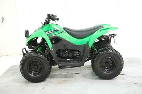 2015 Kawasaki kfx50 kfx 50