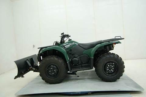 2014 Yamaha Grizzly 450 4x4