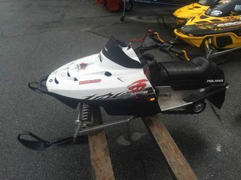 2009 Polaris Dragon 120