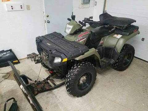 2004 Polaris Sportsman 400