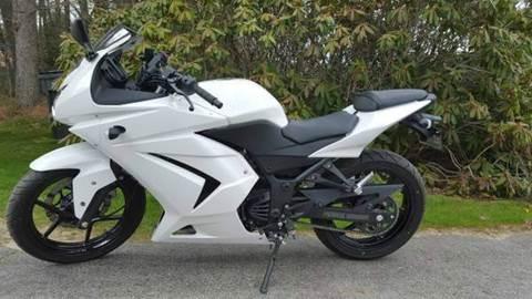 2010 Kawasaki Ninja 250R 250 R