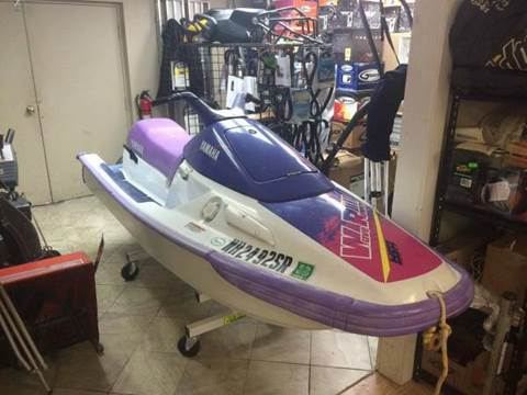 1994 Yamaha Wave Runner III
