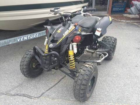 2008 Can-Am DS450X DS 450 X